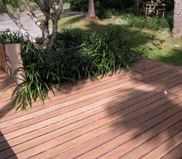 Decking by Wood Floor Phuket Ltd.