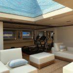 Motor Yacht / 77 meter / Oak Wood Supplied 04