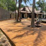 Banyan Tree Pool Villa Decking